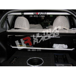 Honda Jazz/Fit 01-08 / 08+ UltraRacing Barre anti-rapprochement de coffre 2 Points
