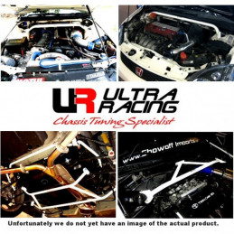 Mitsubishi Lancer A174 79-87 Ultra Racing 3-Points renfort d'ailes