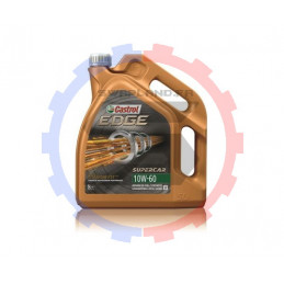 Castrol Edge Supercar 10W60...
