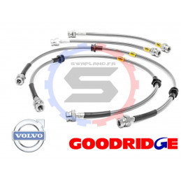 Durite aviation Goodridge pour Volvo S40 / V40 (Old Shape) > 2004