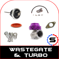 Wastegate turbo Garrett et Forge Motorsport