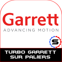 Turbo Garrett haute performance