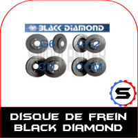 Disques de frein performance Black Diamond