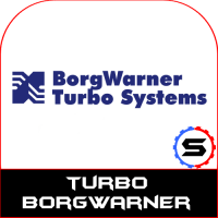 Turbo performance BorgWarner