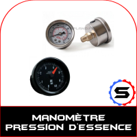 Manomètre pression essence